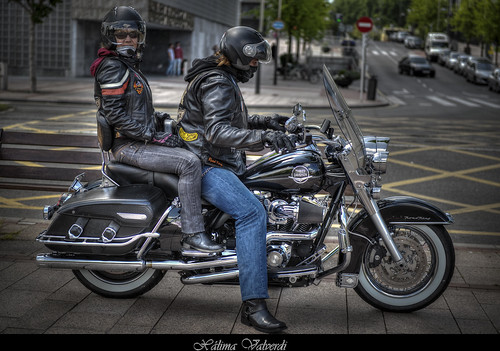 Harley Davidson Road King..........HDR