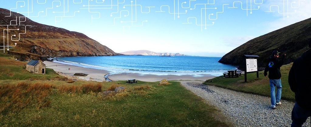 Keel Beach, Achill