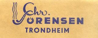 Chr. Sørensen (1960)