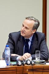 Thomas Leysen, Chairman of KBC Bank