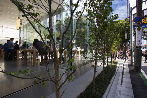 Apple Store Omotesando_05