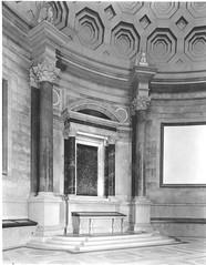 Photograph of Exhibition Hall Central Exhibition Case, 01/05/1936