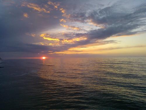14 Cromer sunset