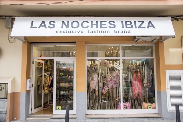 Las Noches, Ibiza fashion boutique 51