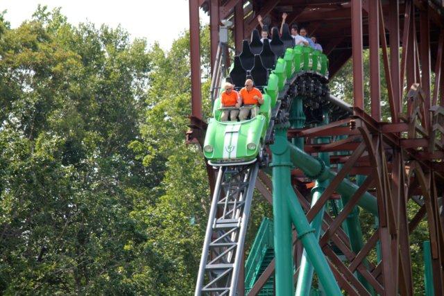Verbolten – Busch Gardens Williamsburg – Tar Heel Camper