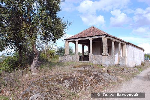10 - провинция Португалии - маленькие города, посёлки, деревушки округа Каштелу Бранку