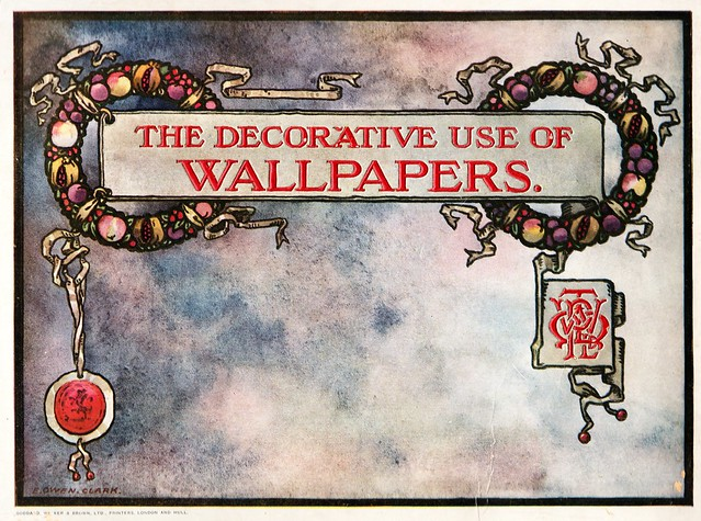 Decorative Uses of Wallpaper (cover)