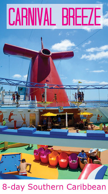 2013 Carnival Breeze Review