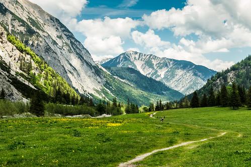sky alps clouds canon landscape austria österreich wolken landschaft achensee karwendelgebirge gramaialm berglandschaft canoneos70d canonefs1585f3556isusm