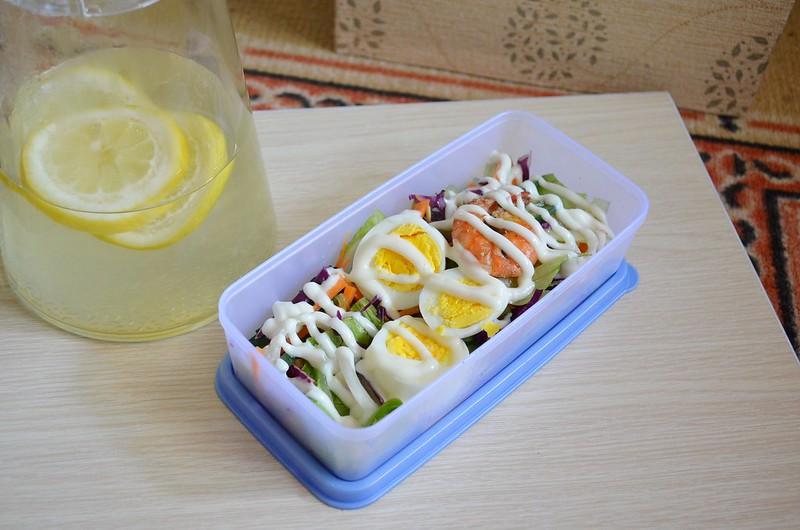 Salad Sayur ala Chef Pita!