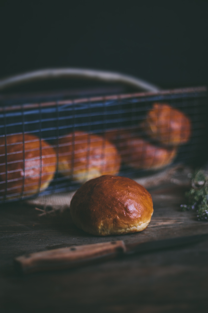 Brioche Buns | Adventures in Cooking