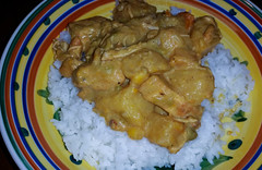 Day 177 - Slowcooker Chicken Curry