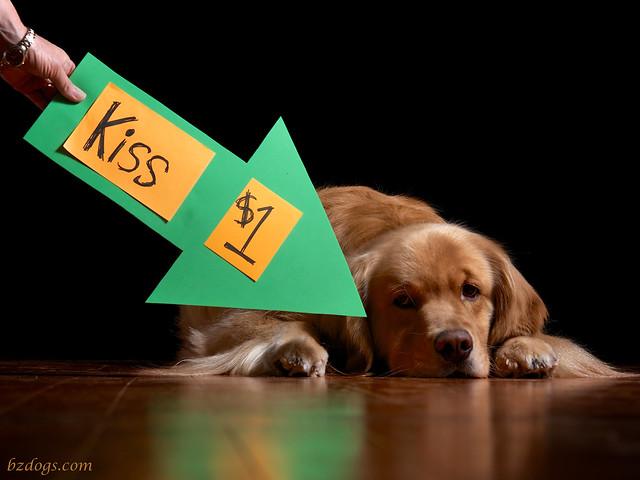 Kiss $1