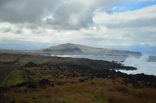 Poike, Easter Island