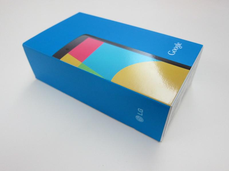 Nexus 5 - Box