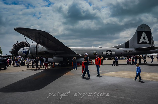 """FiFi"" B-29 Superfortress"