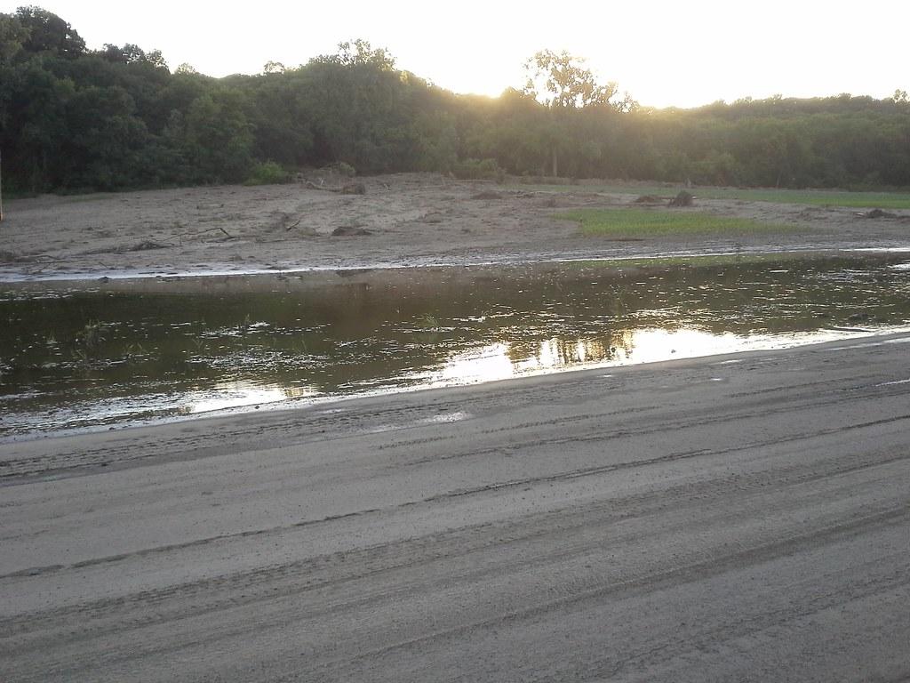 Mudslide on farm field - Henderson, MN