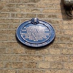 Photo of Blue plaque № 31146