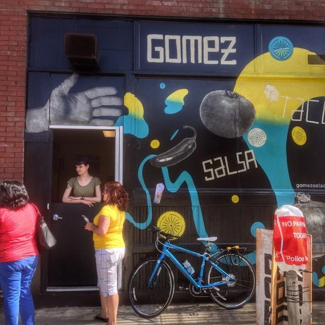Gomez Salsa