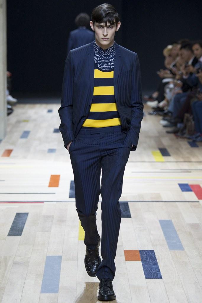 SS15 Paris Dior Homme010_Rhys Pickering(VOGUE)