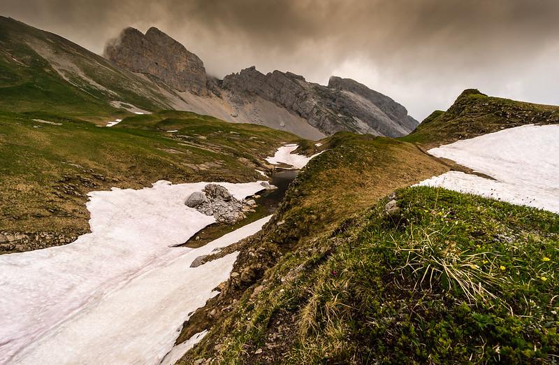 Lac de Peyre, French Alps