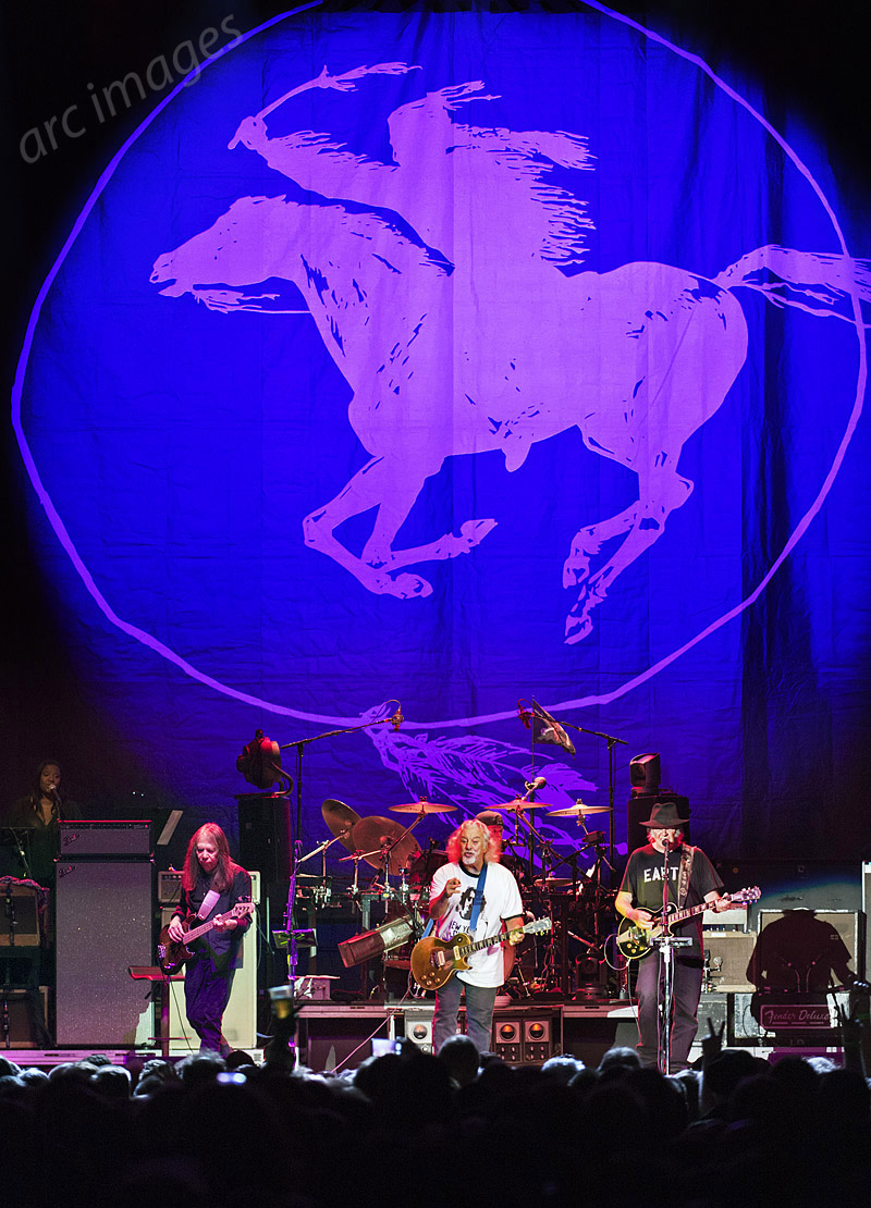 Neil Young & Crazy Horse, Liverpool, 13-7-14