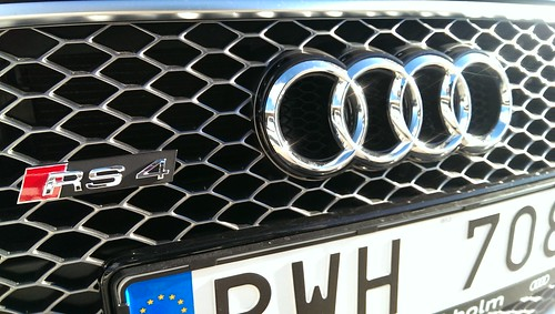 Audi RS4 2014 vs. RS4 2008