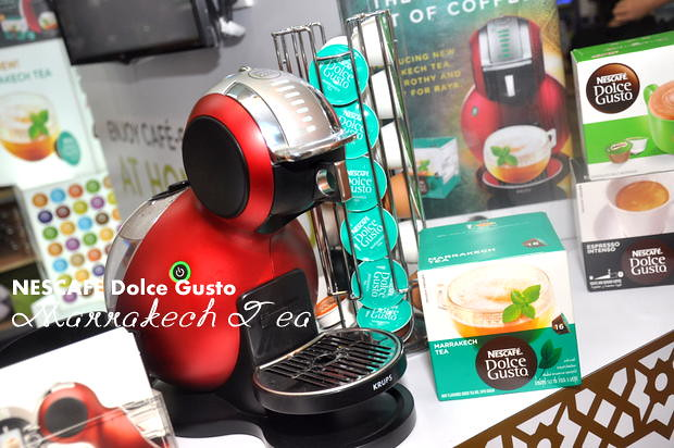 NESCAFE Dolce Gisto Marrakech Tea