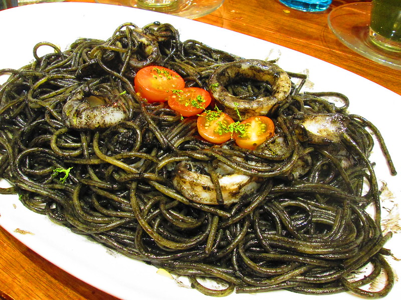 Miam Miam - Squid Ink Pasta 02