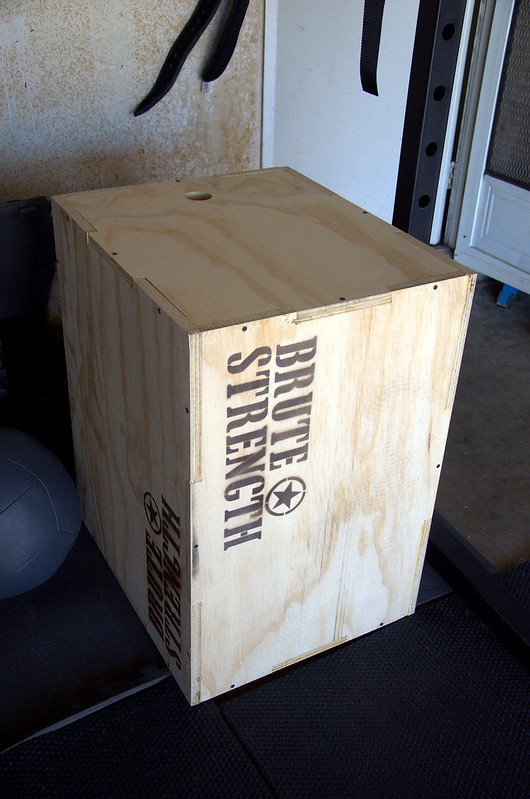 Brute Strength Box