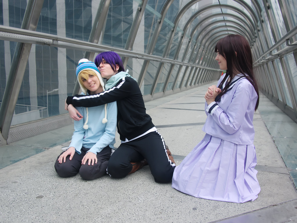 related image - Shooting La Défense - Noragami - 2014-06-01- P1860972