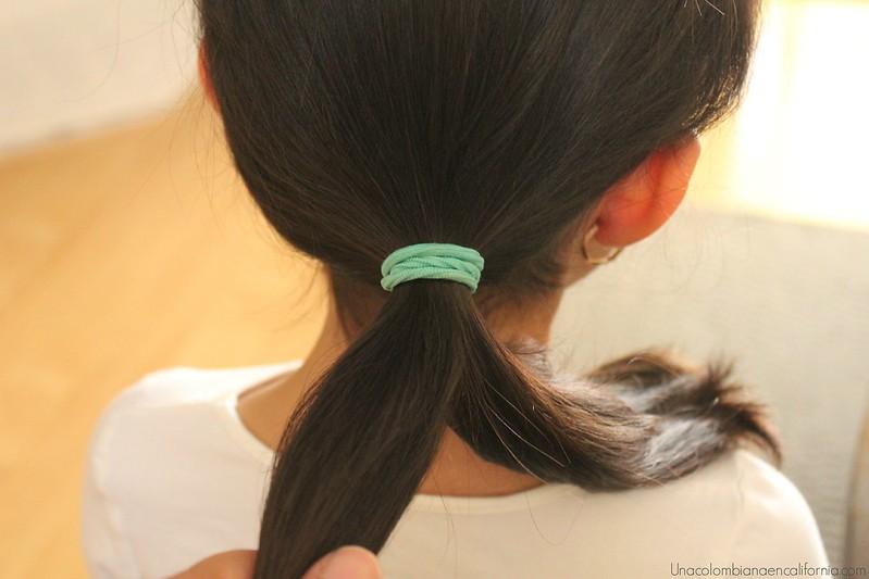 Peinados sencillos para niñas