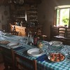 Ready to eat Italian #recipes prepared #cookingclass #tuscany #tuscanygram #tuscanyexperience #chianti #tomato parsley #toscanamia