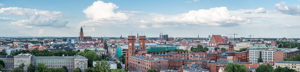 Wrocław Pano