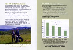 Farming for Yes Leaflet