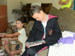 Harry Potter Make-A-Wish Delivery