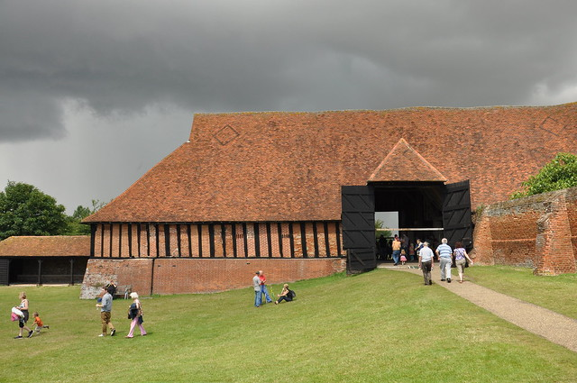 Cressing Temple Barn