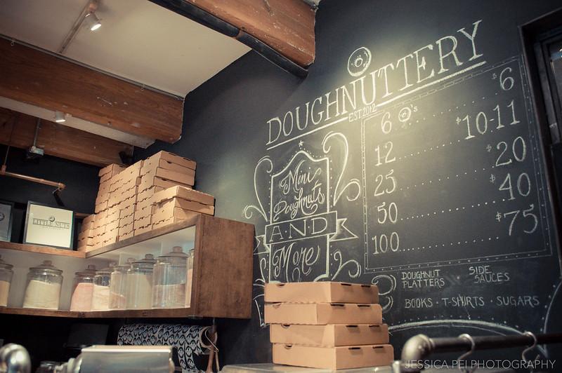 doughnuttery chelsea market donuts