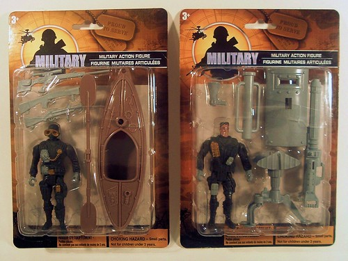 New Dollar Store Military