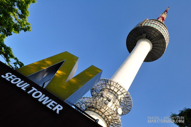 N Seoul Tower in Korea
