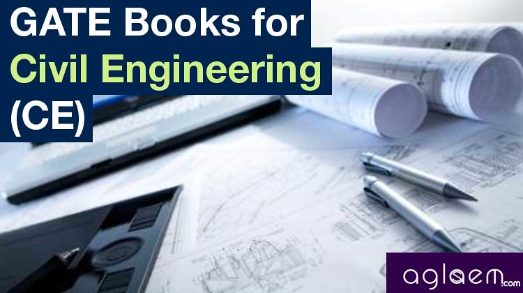 GATE Books for Civil Engineering (CE)