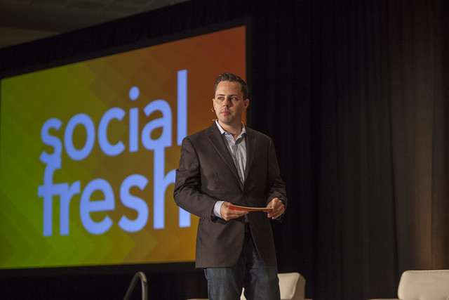Jason Keath opening, Social Fresh EAST 2014
