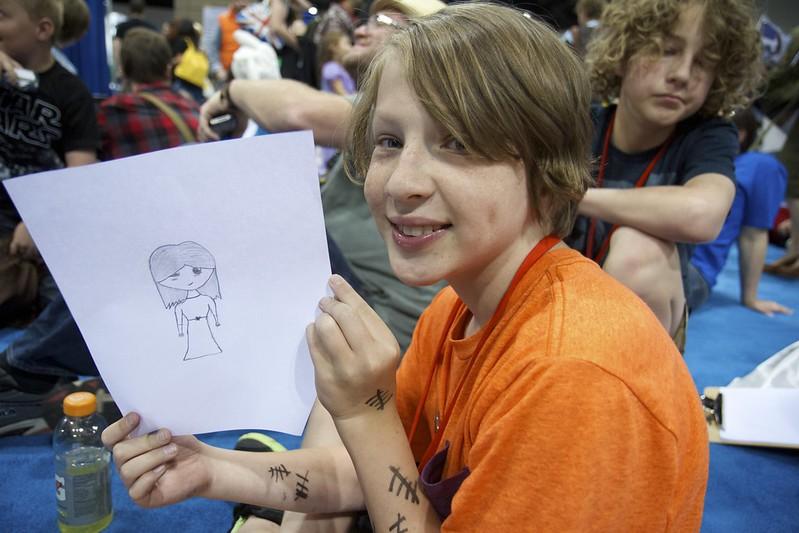 Denver Comic Con 2014 - 55