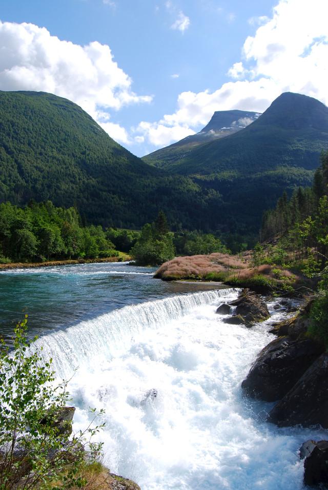 Olden Salmon River