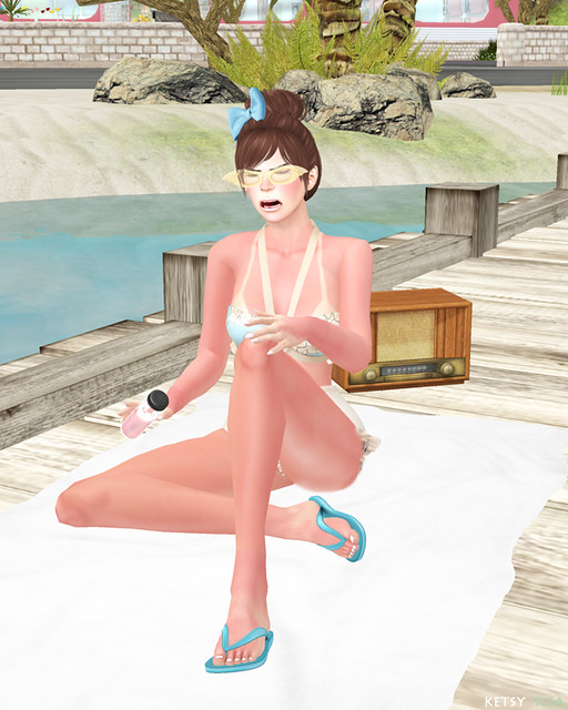 Getting Burned (New Post @ Second Life Fashion Addict)