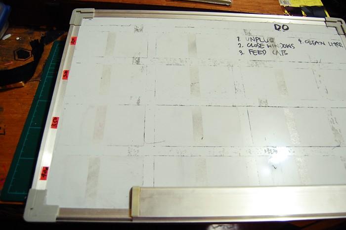 mod podge board 2