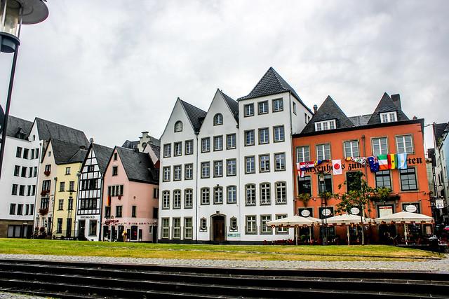 Viaje Colonia Alemania Colonia en Alemania