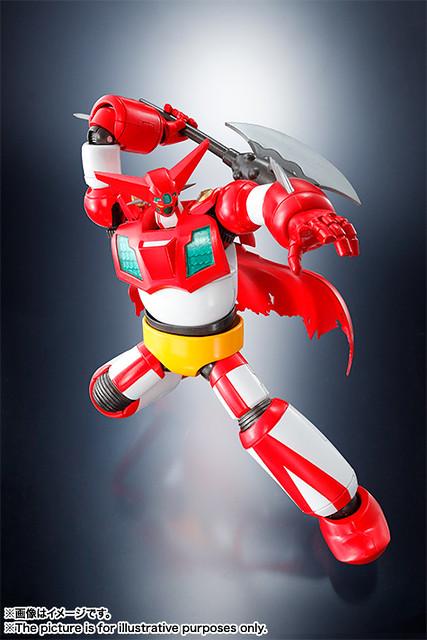 超合金、蓋特機器人共同40 週年紀念!SR 超合金蓋特1號登場!