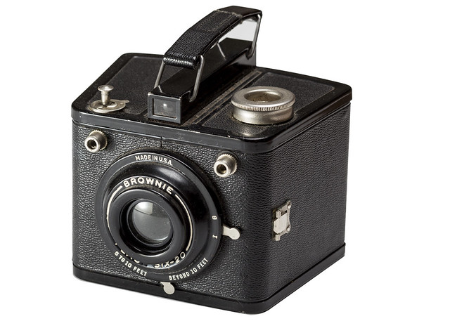 Kodak Brownie Flash Six-20