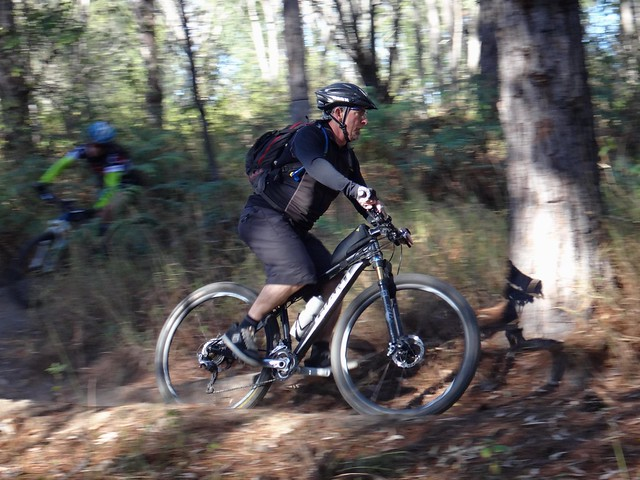 Darb on Single Track